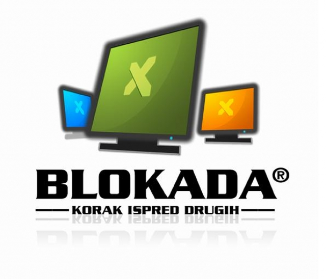 Blokada Logo