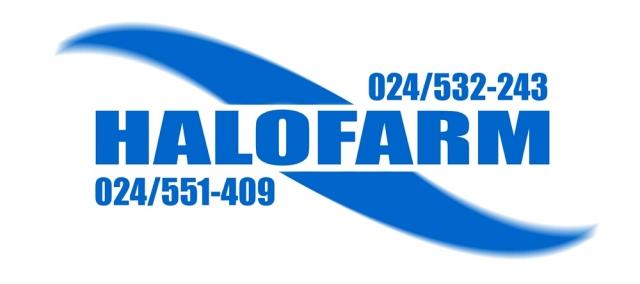 Halofarm Logo