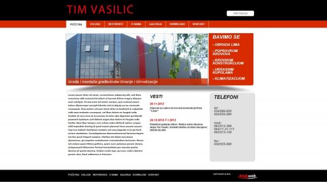Tim Vasilic