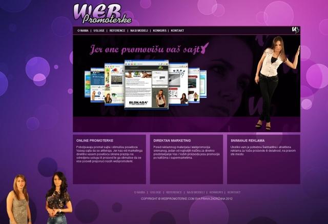 Webpromoterke